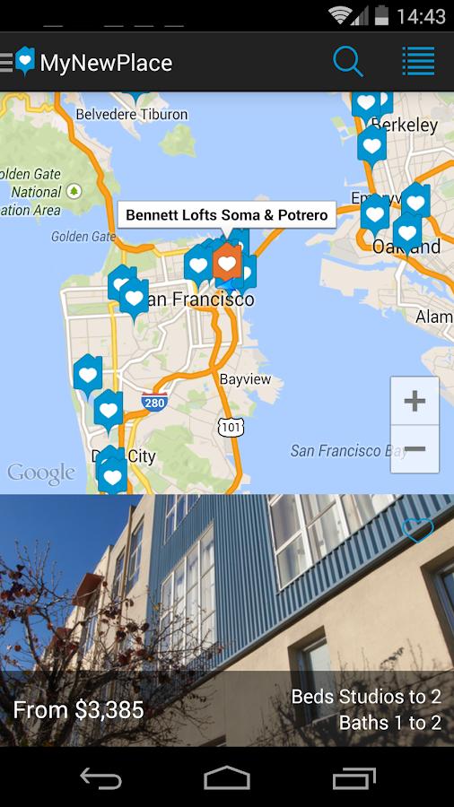 MyNewPlace – Rent Apts & Homes - screenshot