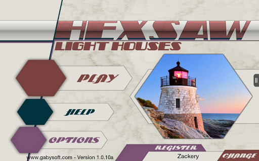 HexSaw - Lighthouses