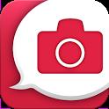 Post shot 写真日記&アルバム整理/共有カメラアプリ icon