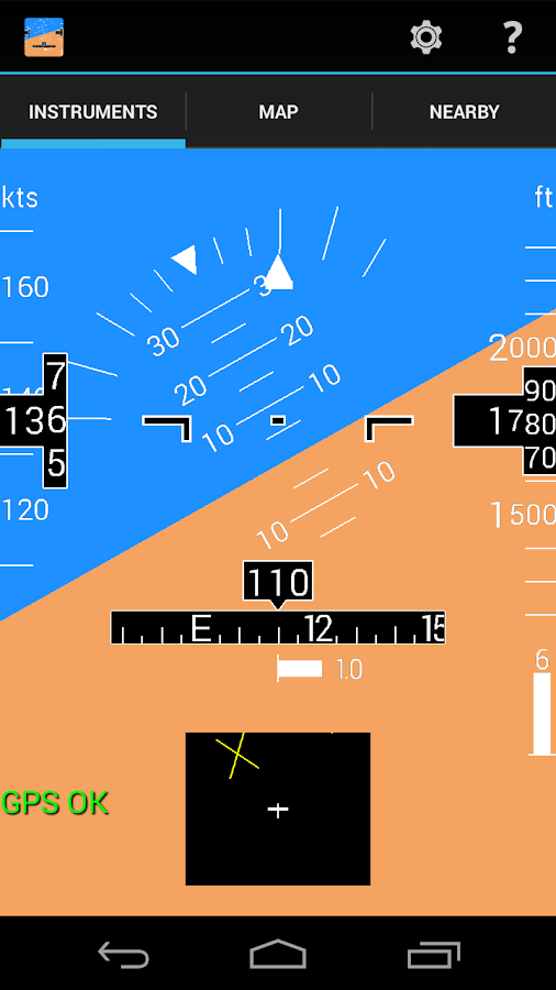 InFlight - screenshot