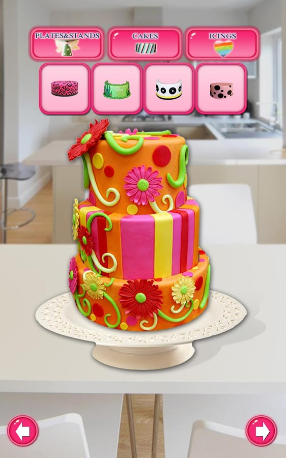 build a virtual wedding cake cake maker android apps on play 12210