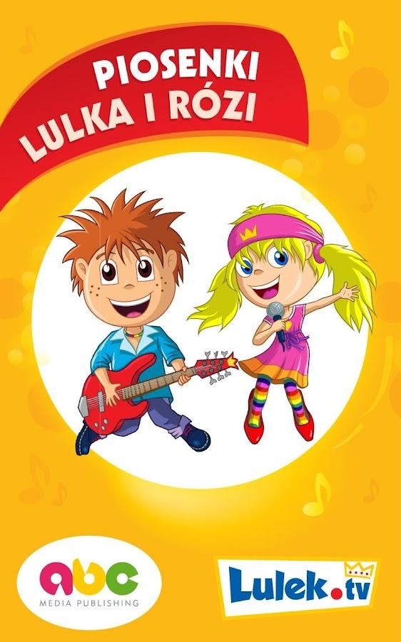 Piosenki dla dzieci Lulek.tv- screenshot