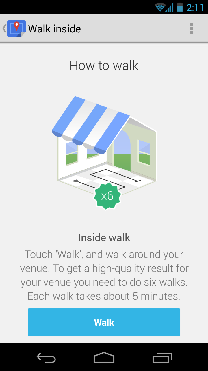 Google Maps Floor Plan Marker screenshot #2
