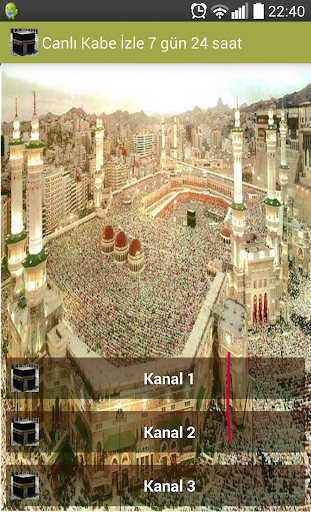 Watch Live Kaaba 7 24