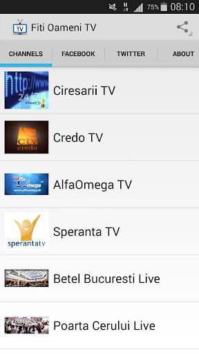 Fiti Oameni TV