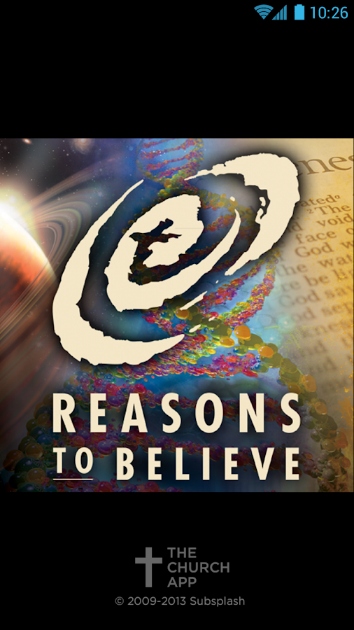 Reasons To Believe - screenshot