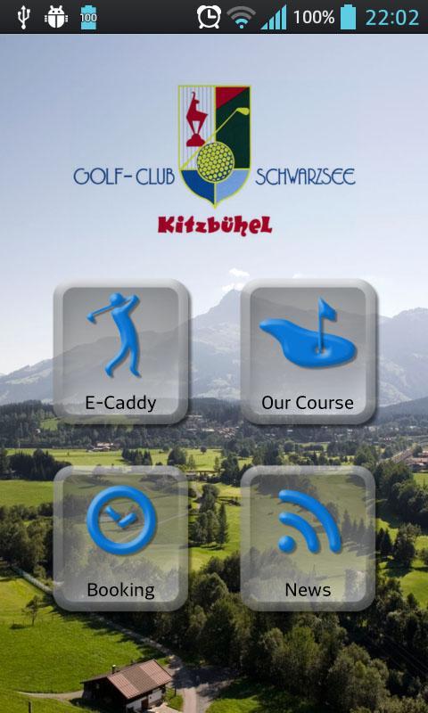 Golfclub Schwarzsee - screenshot