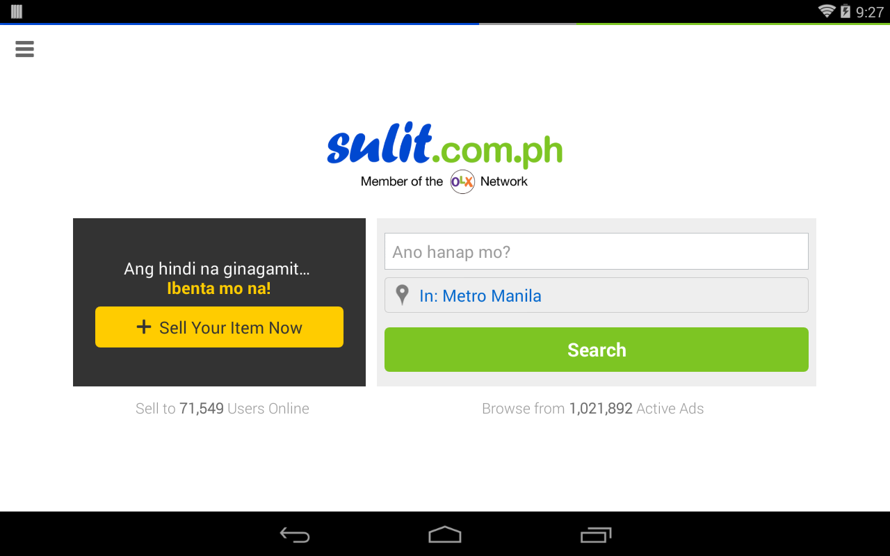 Sulit.com.ph Buy and Sell - screenshot