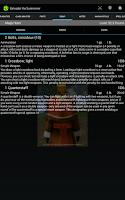 Screenshot of d20 Character Sheet