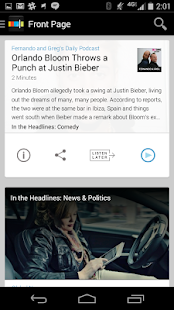 Stitcher Radio for Podcasts - screenshot thumbnail