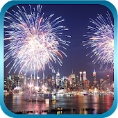 New Year Fireworks LWP Free