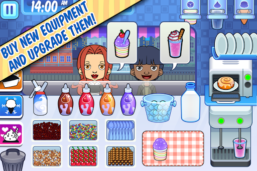 My Ice Cream Truck - Make Sweet Frozen Desserts Screenshot