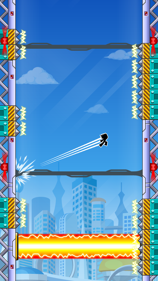 Kick the wall- screenshot