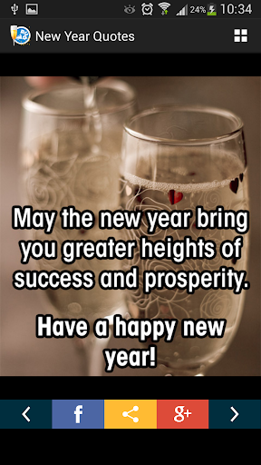 New Year Quotes with Pics