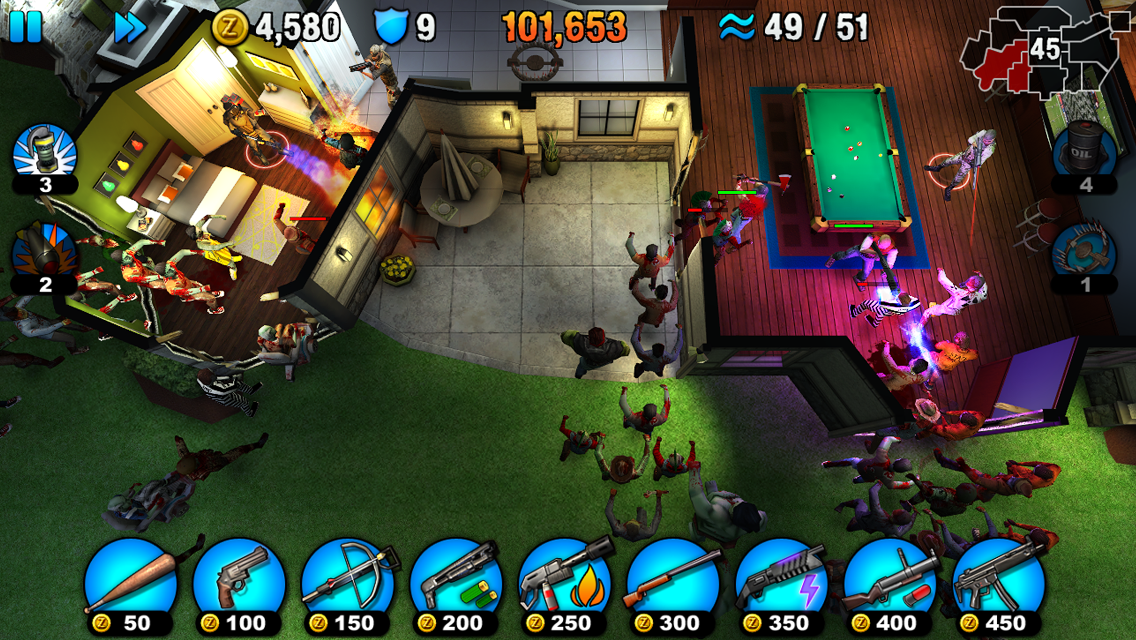 ReKillers : Zombie Defense- screenshot