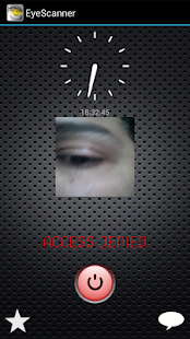 Eye Screen Lock - screenshot thumbnail
