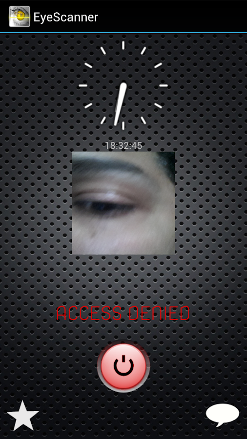 Eye Screen Lock - screenshot