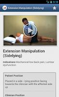 Screenshot of Mobile OMT Spine