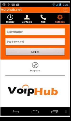 voiphub.net - 廉价的VoIP电话