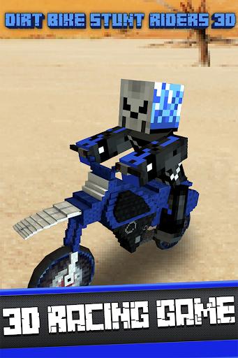 Dirt Bike Stunt Riders 3D