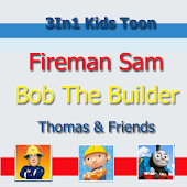 Tube Kids Toon Sam Bob Thomas