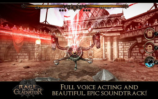 Rage of the Gladiator v1.0.8  [android]
