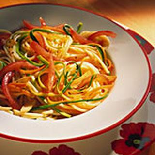 Spaghetti Met Groenten