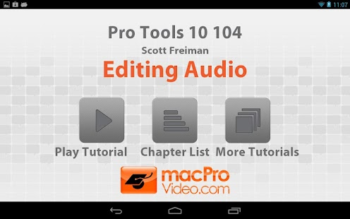Pro Tools 10 104 Editing Audio