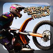 Extreme Trials Motorbike