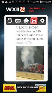 Alarm Clock WXII 12 News - screenshot thumbnail