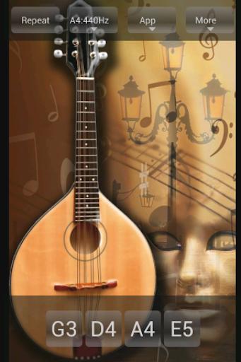 Mandolin Tuner
