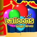 Balloons Magic Circus icon