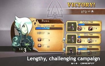 Might & Magic Clash of Heroes Android