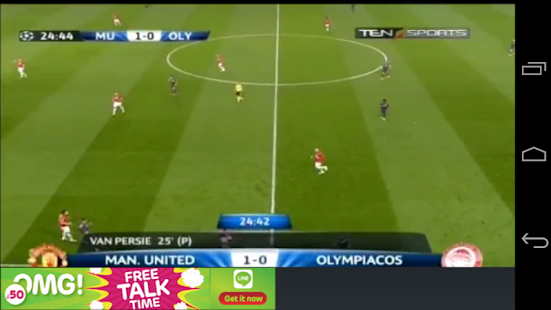 Live Online TV - screenshot thumbnail