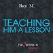 TEACHING HIM A LESSON-GAY SEX