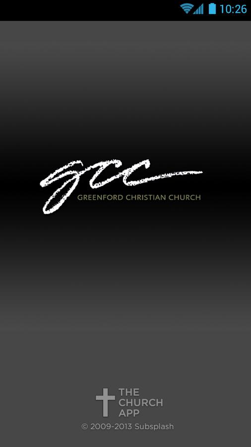 Greenford Christian Church- screenshot
