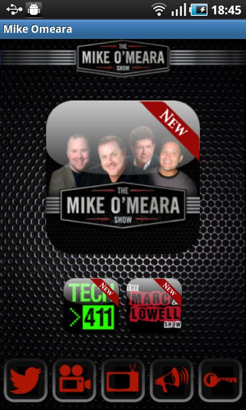 Mike O'meara Show - screenshot