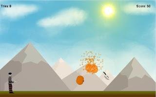 Screenshot of Knife&Axe Throwing