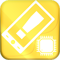 Mobile phone information icon