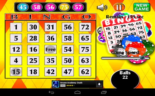Classic Go Bingo Game Free