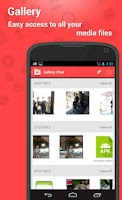 Screenshot of Catfiz Messenger