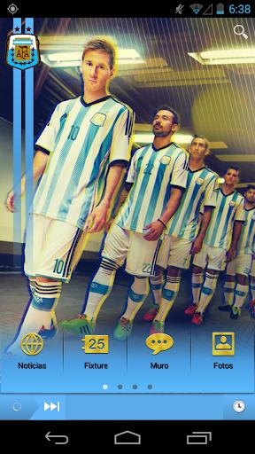 Seleccion Argentina de Futbol