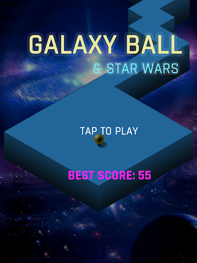 Galaxy Ball Star Wars