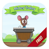 Mickey Trolley Free