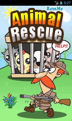 Animal Rescue Puzzle : RemMe