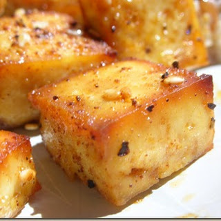 The Perfect Baked Tofu.