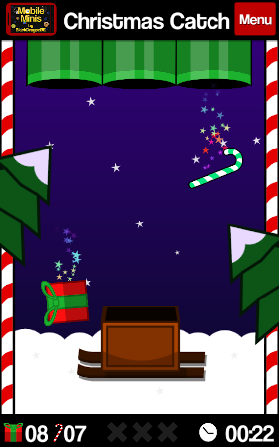 Mini 2:Christmas Catch- screenshot