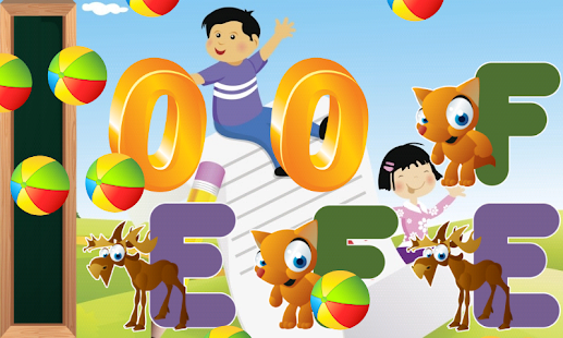 Children Alphabet Book Cover Design : Alphabet games for kids abc android apps on google play