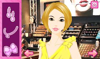 Screenshot of Beauty Salon - Girls Games