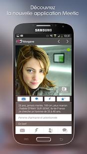Meetic - La Rencontre - screenshot thumbnail